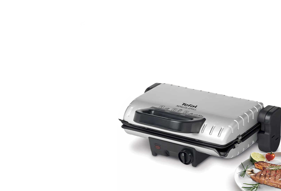 tefal minute grill 1600w cooking surface. Black Bedroom Furniture Sets. Home Design Ideas